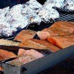 L'été, c'est l'heure du barbecue - griller du poisson comme alternative saine aux saucisses, steak & Co. 1