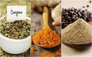 8 épices que vous pouvez utiliser comme substitut au sel Le sel