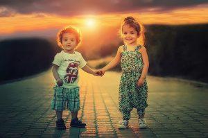 Une sœur est plus qu'une amie, elle est la moitié de votre cœur
