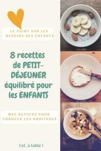 8 façons de manger un petit déjeuner sain et bon